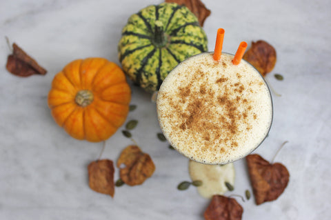Pumpkin Spice Protein Shake Recipe | Neat Nutrition. Clean, Simple, No-Nonsense.
