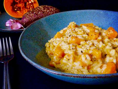 Butternut Squash Risotto Recipe | Neat Nutrition. Clean, Simple, No-Nonsense.
