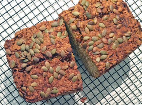 Rosemary and Sweet Potato Bread Recipe | Neat Nutrition. Clean, Simple, No-Nonsense.