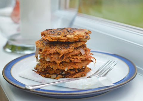 Sweet Potato Hash Brown Recipe | Neat Nutrition. Clean, Simple, No-Nonsense.