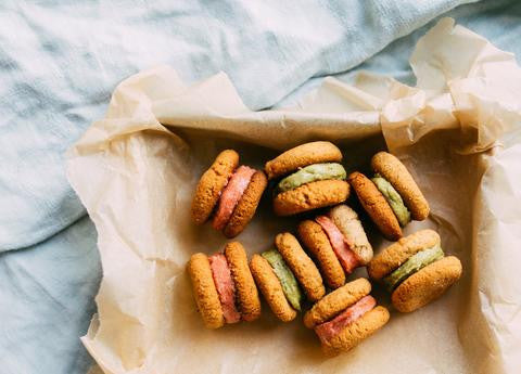 Almond Butter Sandwich Cookie Recipe | Neat Nutrition. Clean, Simple, No-Nonsense.