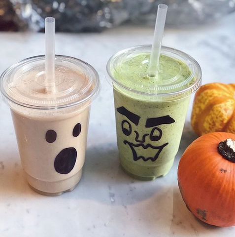 Halloween Special Shakes | Neat Nutrition. Clean, Simple, No-Nonsense Protein.