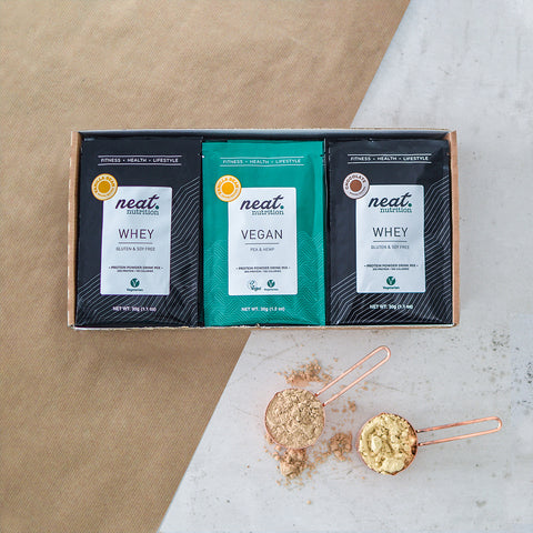 Replenish Box | Neat Nutrition. Active Nutrition, Reimagined For You.