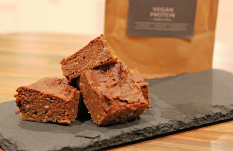 Sweet Potato Protein Brownies Recipe | Neat Nutrition. Clean, Simple, No-Nonsense.