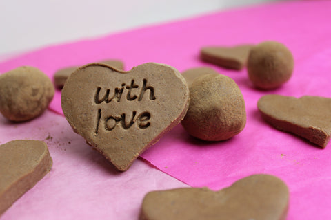 Valentines Protein Truffles Recipe | Neat Nutrition. Clean, Simple, No-Nonsense.