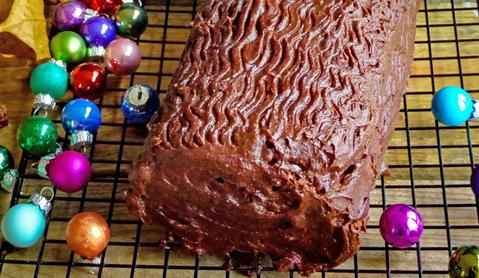 Christmas Protein Log Recipe | Neat Nutrition