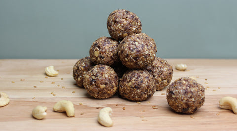 Selassi's Date and Flaxseed Protein Balls Recipe | Neat Nutrition. Clean, Simple, No-Nonsense.