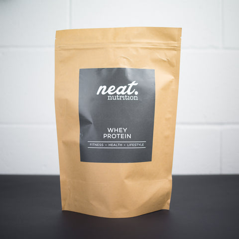 Grass Fed Whey Protein  | Neat Nutrition. Clean, Simple, No-Nonsense.