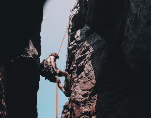 Climbing in California | Neat Nutrition. Active Nutrition, Reimagined For You.