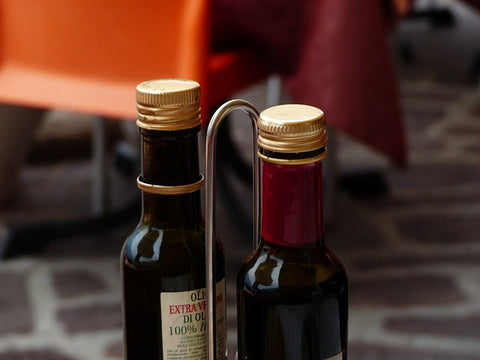 Vinegar Bottles | Neat Nutrition. Clean, Simple, No-Nonsense.