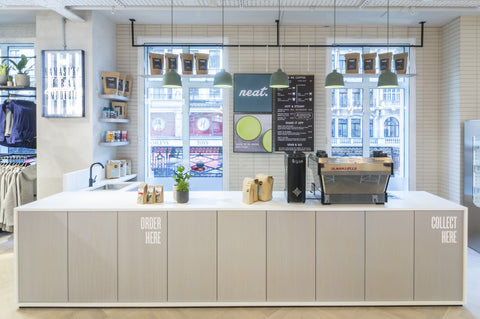 Neat Cafe at lululemon  | Neat Nutrition. Clean, Simple, No-Nonsense.