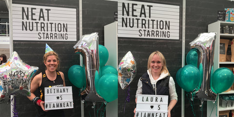 Neat Nutrition Competition winners BeFit | Neat Nutrition. Clean, Simple, No-Nonsense.