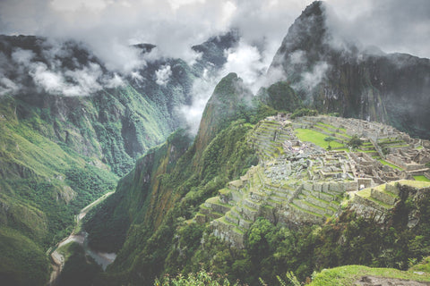 Machu Pichu. Travel Destinations For The Ultimate Adventurer | Neat Nutrition. Active Nutrition, Reimagined For You.