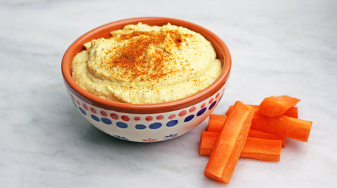 Protein Hummus | Neat Nutrition. Clean, Simple, No-Nonsense.