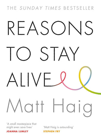 Reasons To Stay Alive Cover  | Neat Nutrition. Clean, Simple, No-Nonsense Protein.