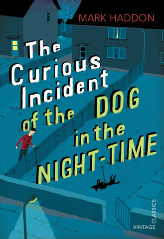 The Curious Incident Of The Dog In The Night-Time Cover | Neat Nutrition. Clean, Simple, No-Nonsense Protein.
