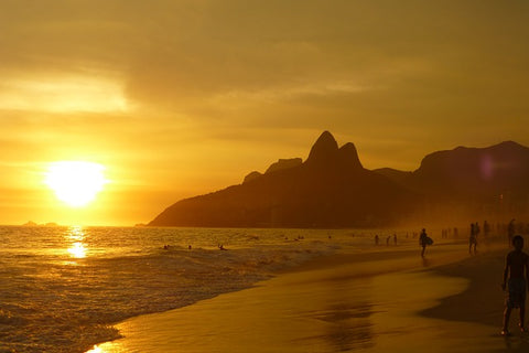 Ipanema Beach Brazil  | Neat Nutrition. Clean, Simple, No-Nonsense.