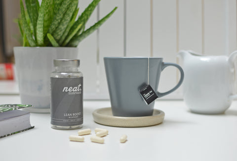 Lean Boost | Neat Nutrition. Clean, Simple, No-Nonsense.