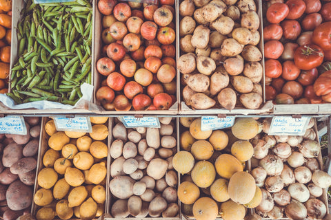 Fresh Produce: Eating Healthy On A Budget. | Neat Nutrition. Clean, Simple, No-Nonsense.