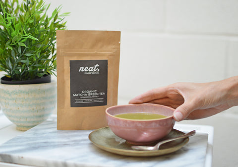 Why Do We Put Matcha Green Tea In Our Lean Protein? | Neat Nutrition. Clean, Simple, No-Nonsense Protein.