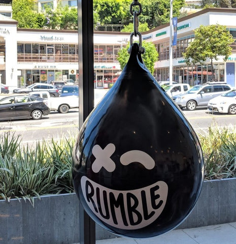 Rumble California | Neat Nutrition. Clean, Simple, No-Nonsense Protein.