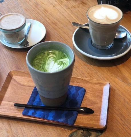Soy Matcha Latte Kyoto | Neat Nutrition. Clean, Simple, No-Nonsense.