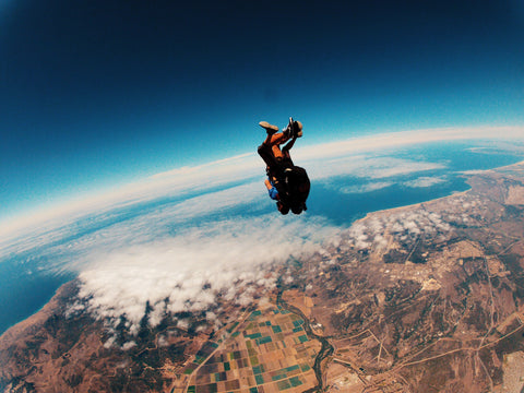 Skydiving | Neat Nutrition. Active Nutrition, Reimagined For You.