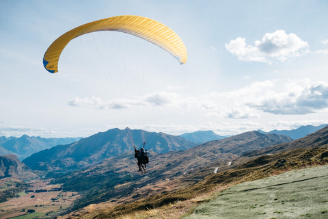 Paragliding | Neat Nutrition. Active Nutrition, Reimagined For You.