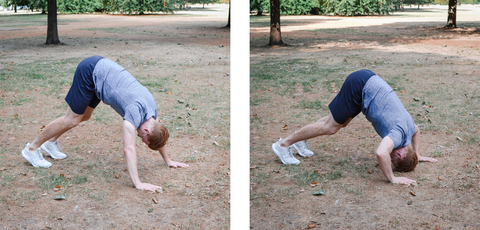 Pike Push-Up Form Guide | Neat Nutrition. Clean, Simple, No-Nonsense Protein.