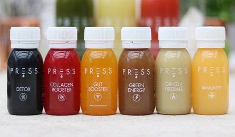 Press Juices at The Neat Cafe  | Neat Nutrition. Clean, Simple, No-Nonsense.