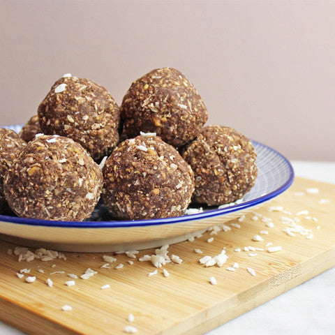 Selasi's Protein Balls  | Neat Nutrition. Clean, Simple, No-Nonsense.