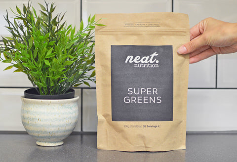 Supergreens | Neat Nutrition. Clean, Simple, No-Nonsense.