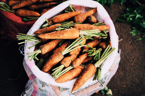 Freshly Grown Carrots | Neat Nutrition. Clean, Simple, No-Nonsense.