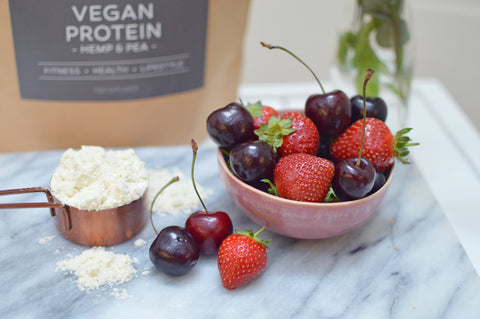 Neat Nutrition Vegan Berry Protein