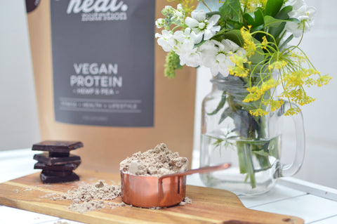 Shop Chocolate Vegan Hemp & Pea Protein | Neat Nutrition. Clean, Simple, No-Nonsense.