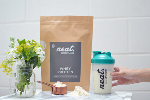 How Quickly Do You Need To Take Protein Post-Workout | Neat Nutrition. Clean, Simple, No-Nonsense Protein.