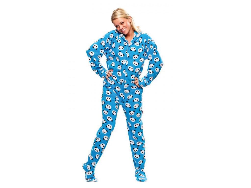 Adult Footed Pajama S