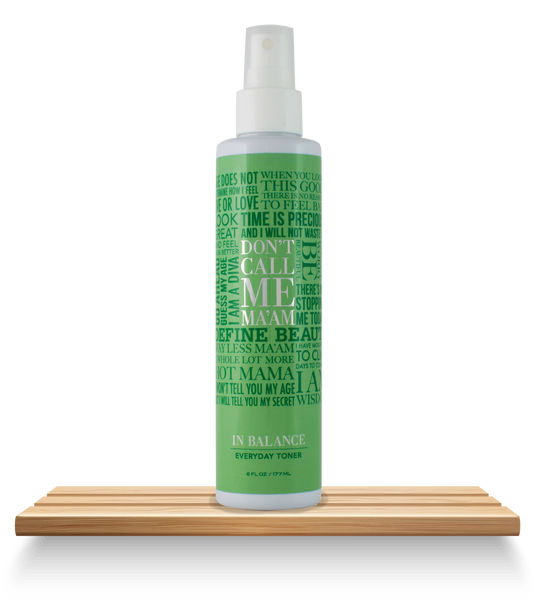 In Balance Everyday Toner - Don't Call Me Ma'am Skin Care - 1
