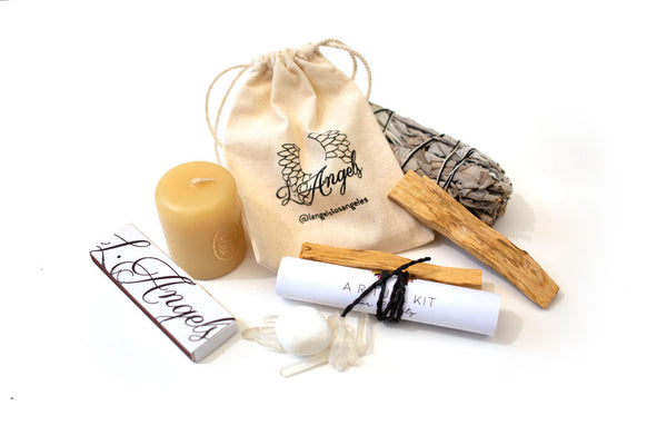 A RITUAL KIT for Clarity