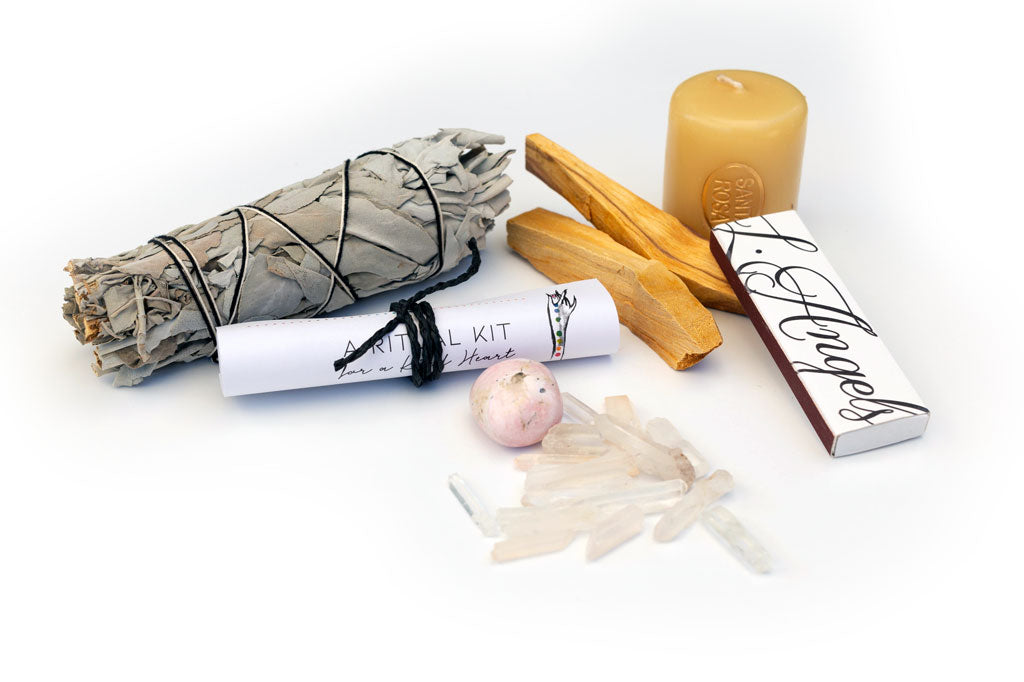 A RITUAL KIT for a Kind Heart