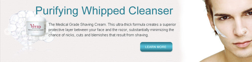 Purifying Whippped Cream