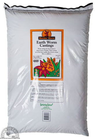 Nature Earth Worm Castings