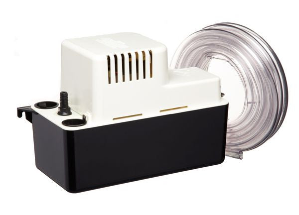 Little Giant Automatic Condensate Removal Pump (115 volts), 1/50 horsepower - Garden Effects -Indoor and outdoor Garden Supply