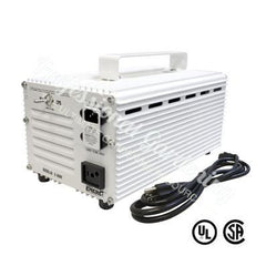 LightEnerG Premium Switchable Ballast QUAD TRAP 400/1000 Watt MH / HPS - Garden Effects -Indoor and outdoor Garden Supply