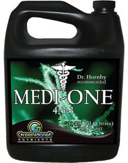 Green Plant Medi - One - Garden Effects -Indoor and outdoor Garden Supply