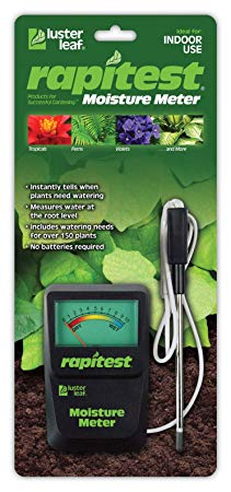 Rapitest Moisture Meter - Garden Effects -Indoor and outdoor Garden Supply