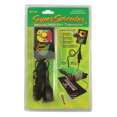 Super Sprouter Heat Mat Thermostat - Garden Effects -Indoor and outdoor Garden Supply