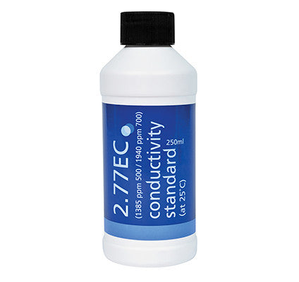 Bluelab 2.77EC Conductivity Solution - Garden Effects -Indoor and outdoor Garden Supply