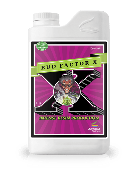 Advance Nutrients Bud Factor X - Garden Effects -Indoor and outdoor Garden Supply
