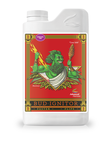 Advance Nutrients Bud Ignitor - Garden Effects -Indoor and outdoor Garden Supply